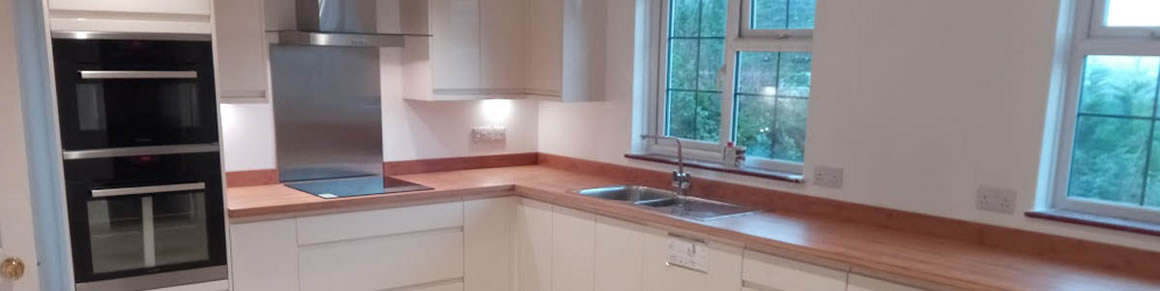 Salisbury Kitchens and Carpentry Pine Worktops